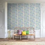Fiore Wallpaper FO 3004 or FO3004 By Grandeco For Galerie